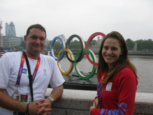 Olympijská nálada bola v Londýne všade