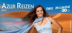 Kampaň pre Azur Reizen, vizuál billboardu